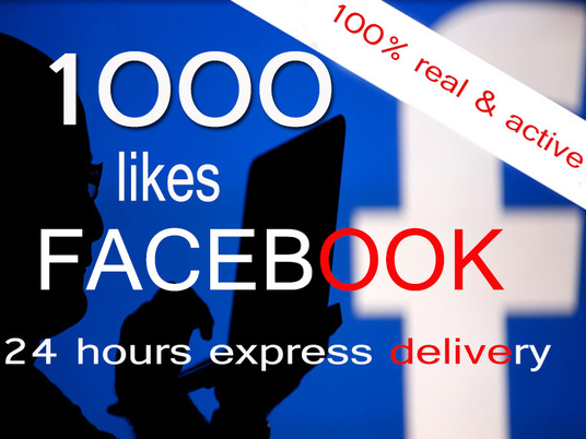 Give you 20,000 Facebook Fan Page post likes for £50