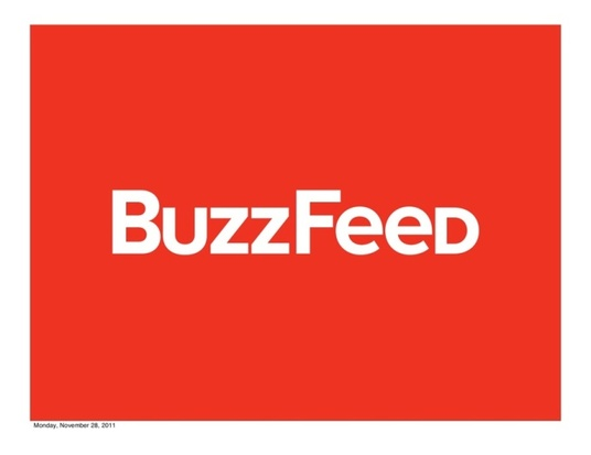I will write and publish an article on buzzfeed