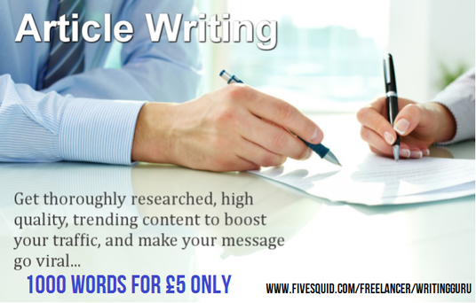 I will write 1000 words UNIQUE Seo Optimized Article