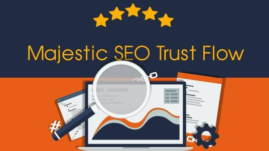 I will provide 40 high Trust flow and citation flow Dofollow backlinks on high DA