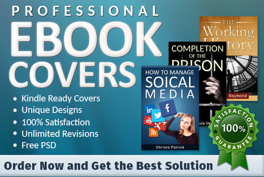 design Professional eBook or Kindle Cover