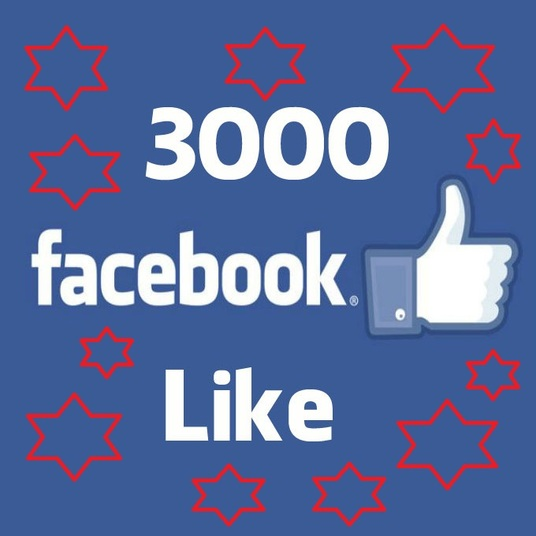 I will Give you 3,000+Instantly started Active Facebook Photo,post,status,video likes