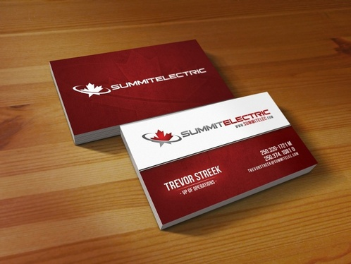 Design a professional double sided business card for 10 cccccc design a professional double sided business card reheart Images