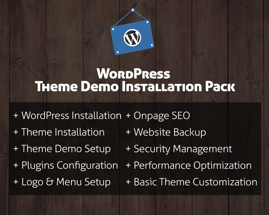 I will install and setup Any WordPress Theme Exactly Like Its Demo in 3 hours