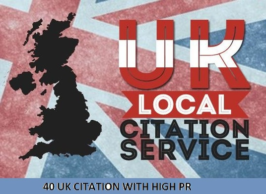 I will CREATE UK 40 LOCAL BUSINESS LISTING DIRECTORIES