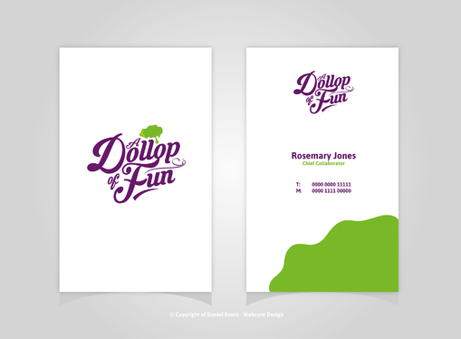 design a stunning business card ready for print