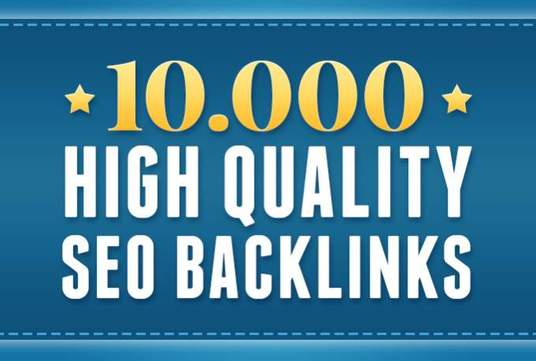 I will do 10000 High Quality GSA Ser Backlinks for Google Ranking