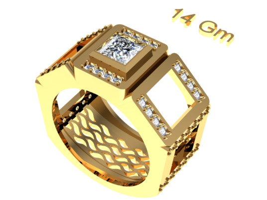 I will design any 3D Jewelry in Matrix for you