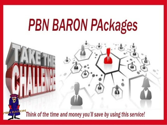 I will create 100 POWERFUL Authority private blog network seo PBN backlinks to boost your search