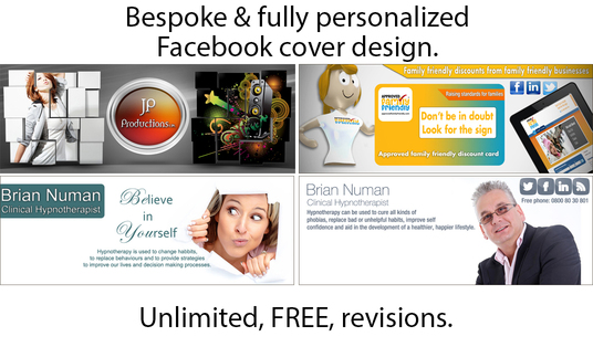 I will create a professional facebook cover for your facebook page