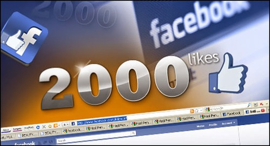 I will  provide 2000 facebook fanpage likes Real likes only