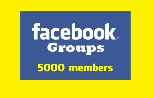 I will provide 2500 Facebook group members