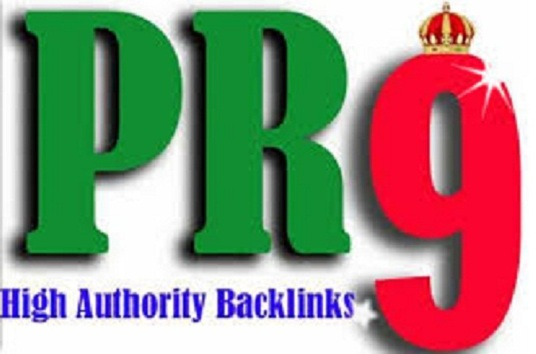 I will manually do 30 PR9 ,PR8 ,PR7  bauthority backlink in your website
