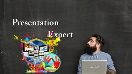 I will create an Outstanding Presentation and Info graphics