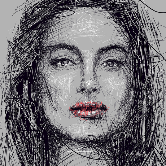I will Create expressive drawing