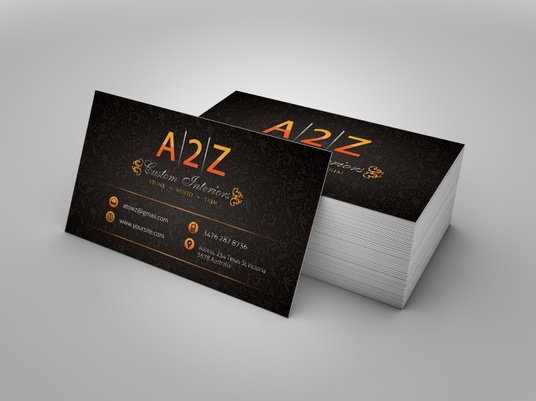 I will design Business Card professionally  in 12 hrs with UNLIMITED revisions