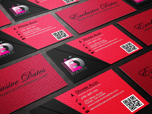 create business card professionally