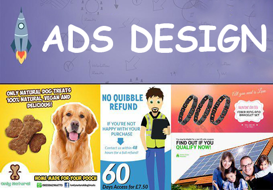 design professionally Banner, Header or Ad with unlimited revisions