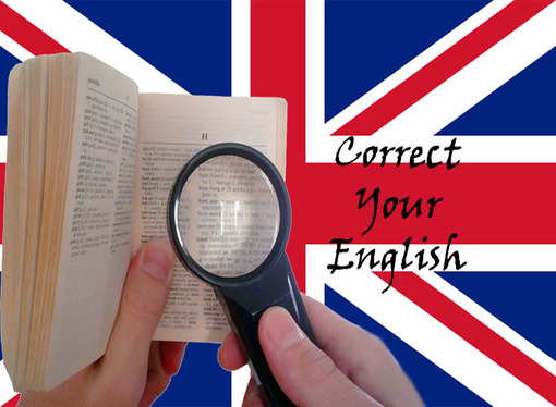 correct up to 200 words of English - FAST