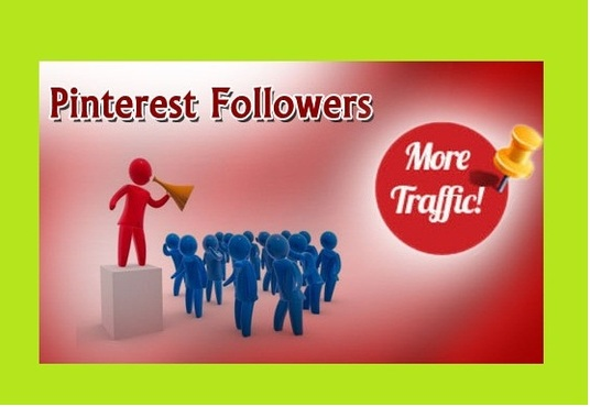 I will 500 Pinterest Followers or 500 Pin Likes