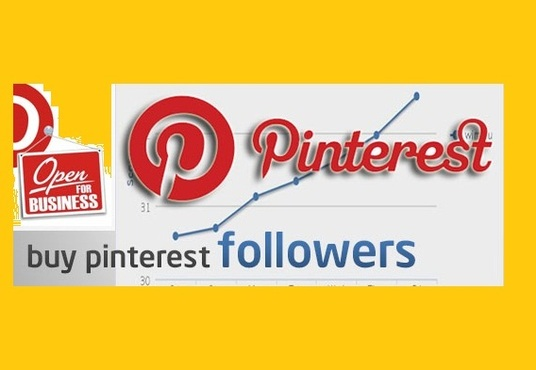 500 Pinterest Followers or 500 Pin Likes