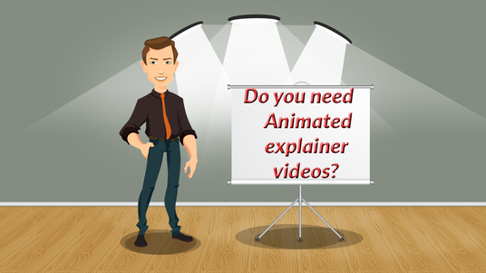 I will  produce a superb CUSTOM, Animated Explainer Video in 12hrs