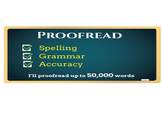 Online proofread and edit vs