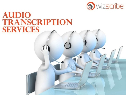 I will provide the transcriptions of English audio