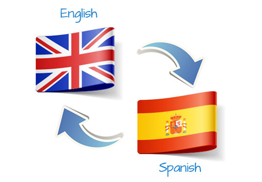 I will translate from English to Spanish or from Spanish to English