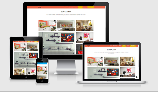 I will convert PSD to HTML5 Responsive