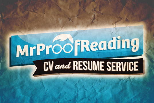 I will professionally proofread and edit your CV or cover letter