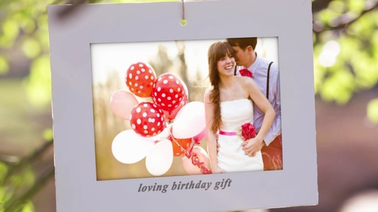I will design loving valentine video gift