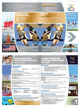 Design Print Ready By fold Brochure