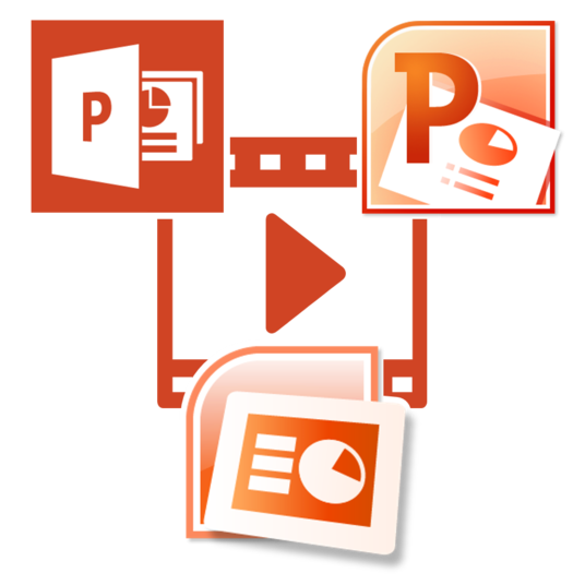 I will convert powerpoint presentation into a video