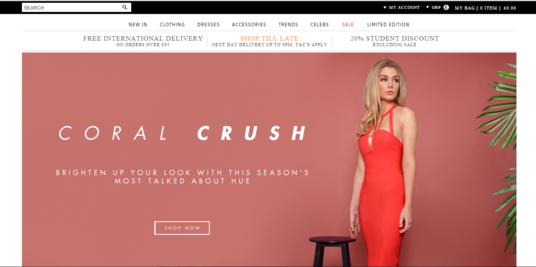 I will create an attractive  eCommerce website