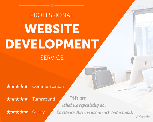 I will design, renew and edit websites