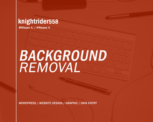 I will do Background Removal and Product Retouching of 10 Images