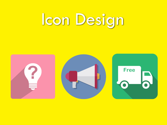 I will do APP or Web Icon design