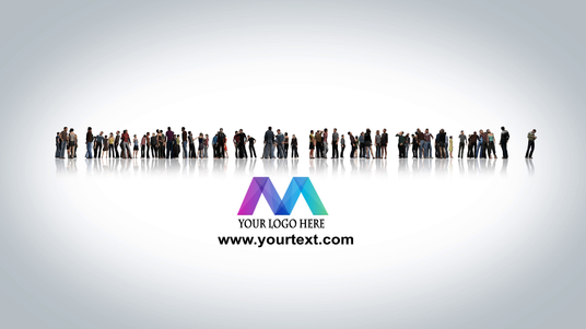 create this Social Network Animation Logo Video Intro