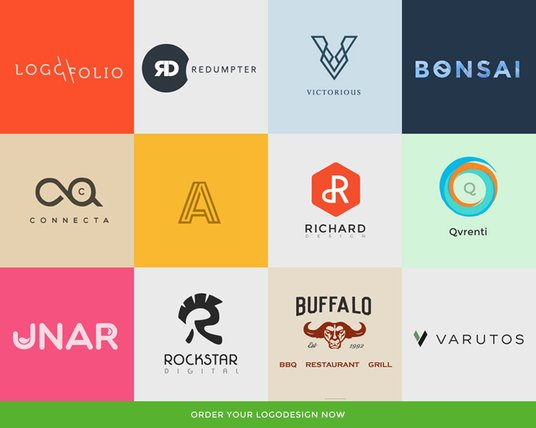 I will design 2 Creative  logo with  PNG file.