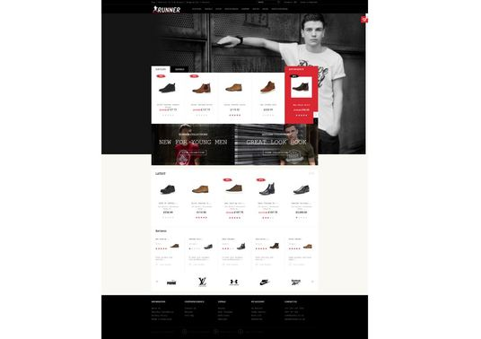 I will Design this Ecommerce Store