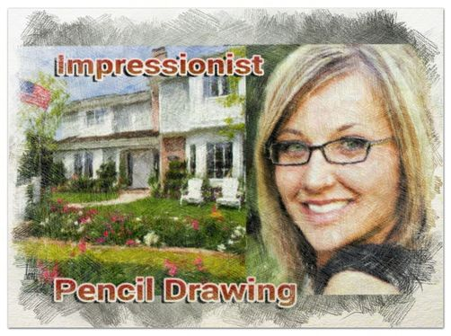 Do a Colored Pencil Portrait from Your Photo
