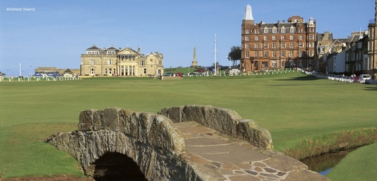 I will organise your golf and leisure arrangements to the United Kingdom