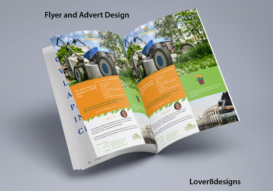 I will do Professional flyer design to advertise your business