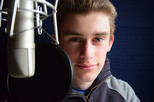 record a 150 word English, British accent, teenager voiceover