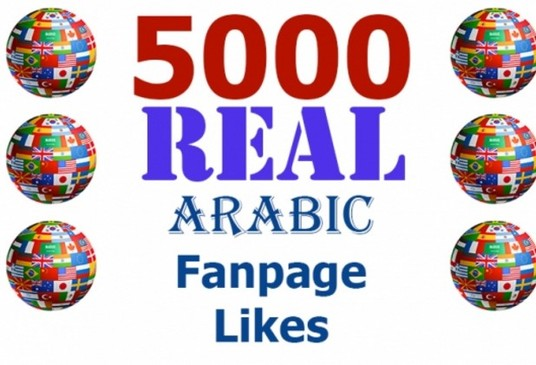 I will add 5000 Real Facebook post Likes