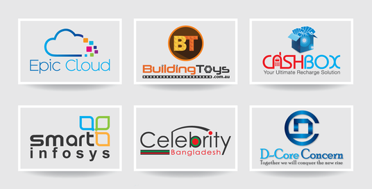 I will design Amazing modern LOGO with unlimited revisions