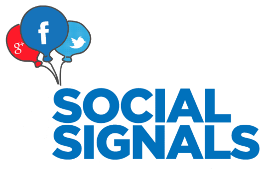 Add 1,000 Social Signals to your URL