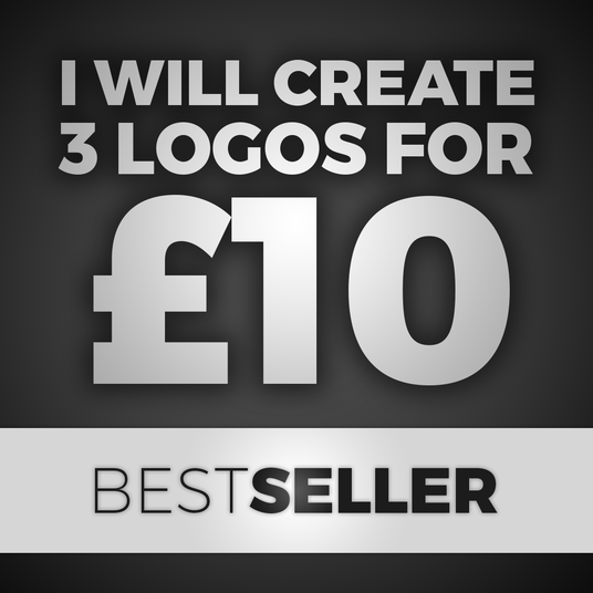 I will create 3 professional logos