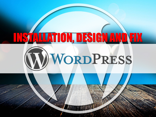 I will fix your WordPress issue like plugin, design, theme, logo, responsive